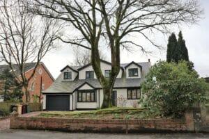 Arboricultural Impact Assessment: Regents Road, Bolton